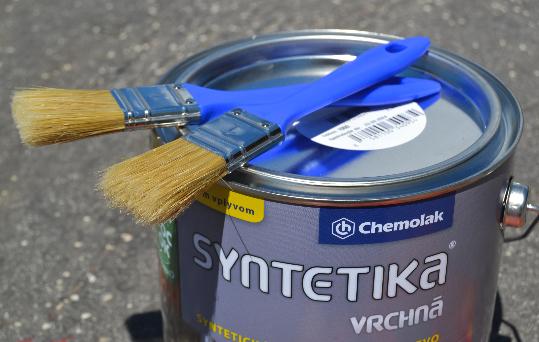 Chemolak podporil cykloznačenie