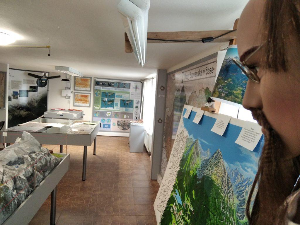 Múzeum, ktoré vám napovie, ako sa učiť geografiu